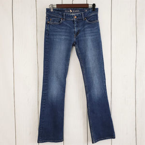 Anthropologie MIH Jeans Medium Wash Boot Cut
